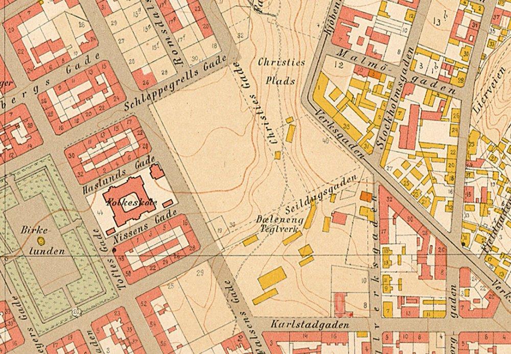 Dælenenga 1900 kart.jpg