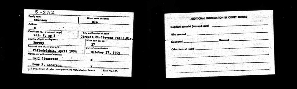 Ole Stenson naturalization.jpg