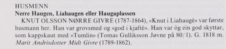 Gardar og slekter i Vang. B  Austsida i Vang sokn_side 409.jpeg