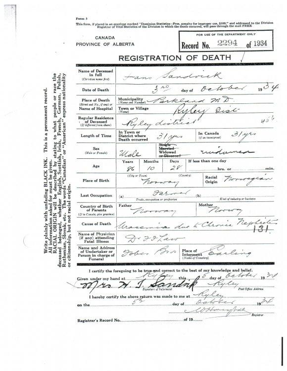 Hans H. Sandvik death cert.jpg