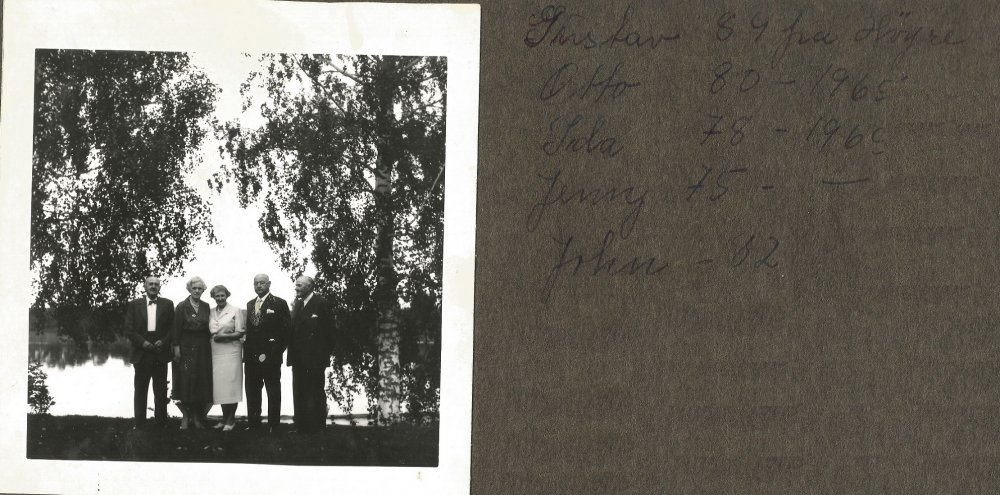 John Schinkler_Sinklair  80 år - Jenny, Ida, Gustav og Otto - bilde 1.jpg