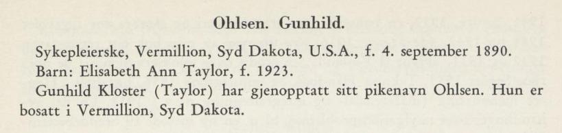 Studentene fra 1910, biografiske opplysninger samlet til 50-års jubileet 1960, side 174.jpeg