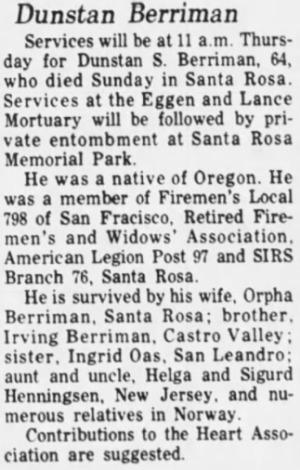The Press Democrat (Santa Rosa, California) 30 Jun 1981, Tuesday, Page 15.jpeg