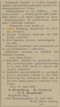 Handelsregistre for Kongeriket Norge. 1932_II.jpeg
