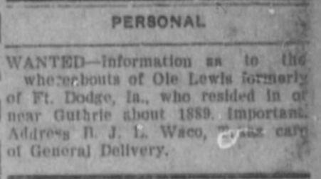 The Guthrie Daily Leader (Guthrie, Oklahoma) 04 Feb 1909, Thursday, Page 7.jpg