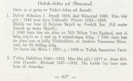 Kvinesdal,  ei bygdebok. Første del, Gards- og ættesoga, side 627.jpeg