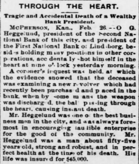 Salina Daily Republican (Salina, Kansas) 27 Feb 1889, Wednesday, Page 1.jpg