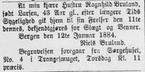 Bergens Tidende, 15.01.1884, Side 1.jpg