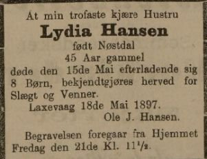 Bergens Tidende, Hordaland, Bergen, 20.05.1897.jpg