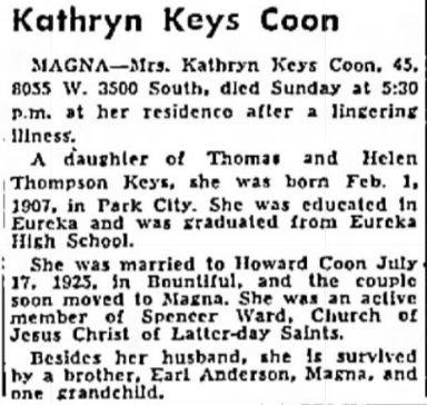 Salt Lake Telegram (Salt Lake City, Utah) 11 Feb 1952, Monday, Page 7.jpg