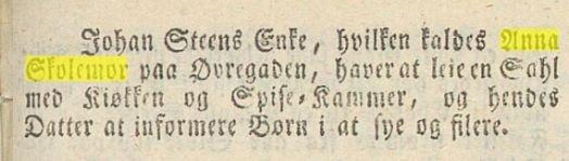 Bergens Adressecontoirs Efterretninger, Hordaland, Bergen, 08.12.1777.jpg