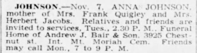 The Philadelphia Inquirer (Philadelphia, Pennsylvania) 10 Nov 1941, Monday, Page 37.jpg
